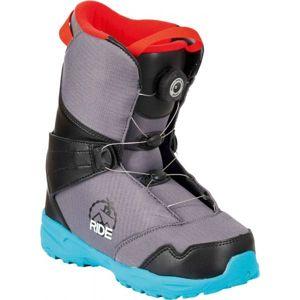 FTWO TEAM KIDS ATOP  35 - Dětská snowboardová bota