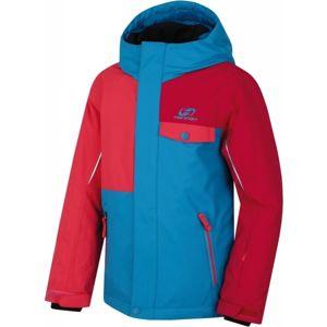 Hannah TIMUR JR červená 116 - Dětská lyžařská bunda