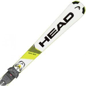 Head SUPERSHAPE SLR + SLR 7.5 AC  130 - Dětské sjezdové lyže