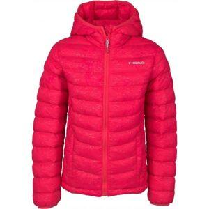 Head ABIA červená 152-158 - Dětská zimní bunda