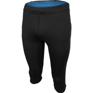 Head DAG modrá XXL - Pánské funkční 3/4 kalhoty
