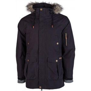 Head JUSTUS černá L - Pánská zimní bunda 3v1