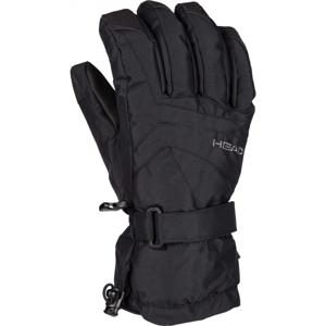 Head PILAR černá M - Pánské lyžařské rukavice