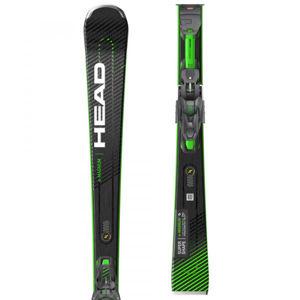 Head SUPERSHAPE E MAGNUM+PRD 12 GW  163 - Univerzální sportovní lyže