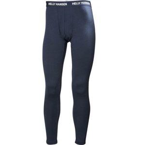 Helly Hansen LIFA MERINO PANT tmavě modrá XL - Pánské kalhoty