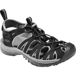 Keen WHISPER W černá 6 - Dámská letní obuv