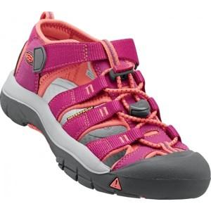 Keen NEWPORT H2 JR růžová 13 - Dětské outdoorové sandále