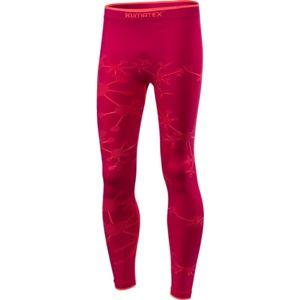 Klimatex BRINI červená 110-122 - Funkční dívčí termo spodky
