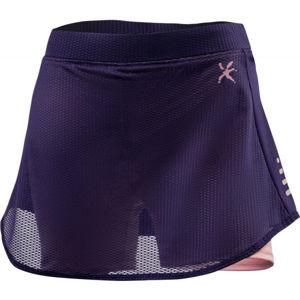 Klimatex NARA  L - Dámská běžecká sukně 2v1