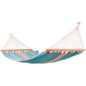 La Siesta FRUTA SINGLE - Houpací síť s tyčemi