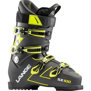 Lange SX 100  29 - Lyžařské boty