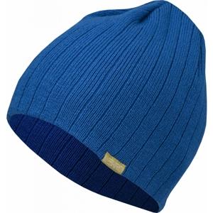 Lewro ARTICUNO modrá 4-7 - Chlapecká pletená čepice