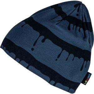 Lewro BELLSPROUT modrá 12-15 - Dětská čepice
