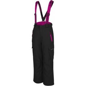 Lewro MATY 116-134 - Dětské snowboardové kalhoty