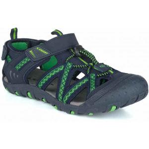 Loap DOMCA modrá 35 - Dětské sandály
