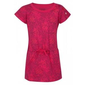 Loap IWONKA růžová 146-152 - Dívčí šaty