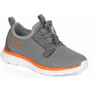 Loap ALTO tmavě šedá 34 - Dětská vycházková obuv