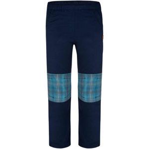 Loap NAPOS tmavě modrá 158-164 - Dětské kalhoty