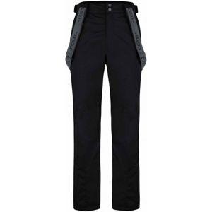 Loap OTAK černá L - Pánské lyžařské kalhoty