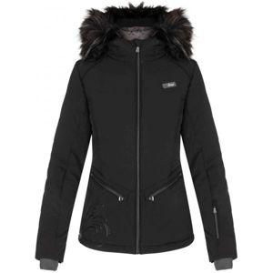 Loap ODASIA černá S - Dámská lyžařská bunda