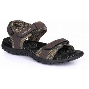 Loap KETTY hnědá 39 - Dámské sandály