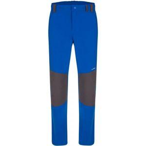 Loap ULTOR modrá XXL - Pánské softshellové kalhoty