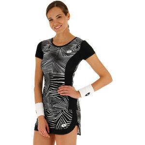 Lotto SUPERRAPIDA W III TEE PL černá M - Dámské sportovní tričko