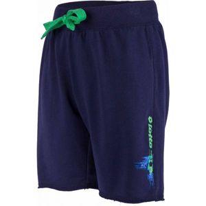 Lotto ARGEOS tmavě modrá 128-134 - Chlapecké šortky