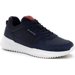 Lotto CITYRIDE AMF SMART NU tmavě modrá 9.5 - Pánská volnočasová obuv