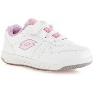 Lotto SET ACE X INF SL bílá 20 - Dětská volnočasová obuv