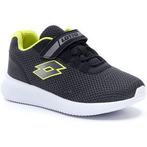 Lotto TERALIGHT CL SL žlutá 31 - Dětské volnočasové boty