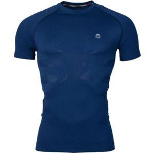 Mico HALF SLVS R/NECK SHIRT SKIN modrá 2 - Funkční triko