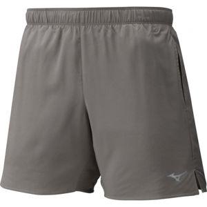 Mizuno CORE 5.5 SHORT šedá XL - Pánské multisportovní šortky