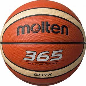 Molten BGHX hnědá 5 - Basketbalový míč