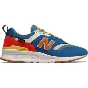 New Balance CM997HFB modrá 10.5 - Pánská vycházková obuv
