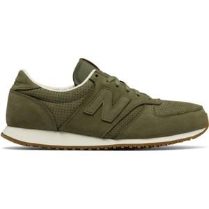 New Balance U420NOT tmavě zelená 9 - Pánská vycházková obuv