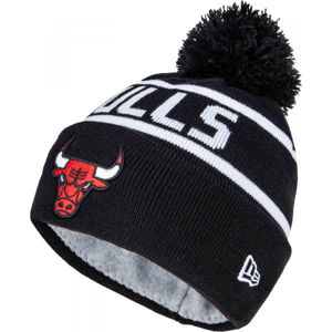 New Era TEAM JAKE BOBBLE CHICAGO BULLS  UNI - Zimní čepice