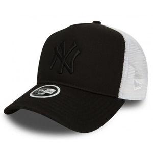New Era 9FORTY MLB AF TRUCKER WMNS ESSENTIAL NEW YORK YANKEES bílá  - Dámská klubová truckerka