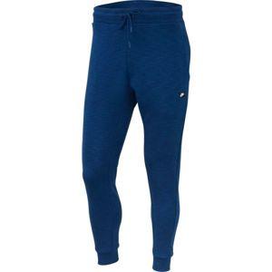 Nike NSW OPTIC JGGR tmavě modrá S - Pánské tepláky