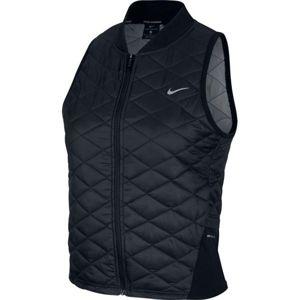 Nike AROLYR VEST černá S - Dámská vesta