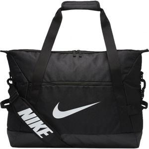Nike ACADEMY TEAM M DUFF černá  - Sportovní taška