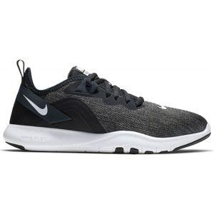 Nike FLEX TRAINER 9 tmavě šedá 8.5 - Dámská volnočasová obuv