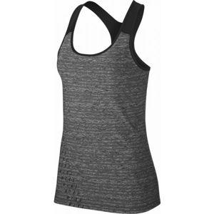 Nike TANK VCTY WRAP černá XL - Dámské sportovní tílko