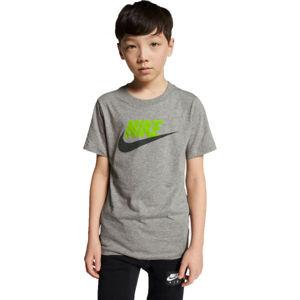 Nike NSW TEE FUTURA ICON TD B  S - Chlapecké tričko