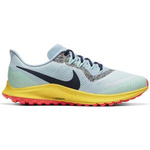 Nike AIR ZOOM PEGASUS 36 TRAIL modrá 7.5 - Pánská běžecká obuv
