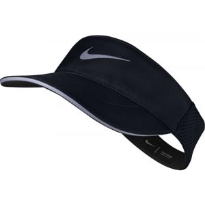 Nike AROBILL VISOR TW ELITE černá S/M - Dámská kšiltovka