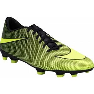 Nike BRAVATA II FG černá 11 - Pánské lisovky
