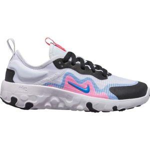 Nike RENEW LUCENT GS bílá 5.5Y - Dětská volnočasová obuv