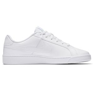 Nike COURT ROYALE bílá 10.5 - Pánská obuv
