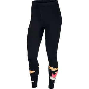 Nike NSW ICN CLSH TIGHT HW W  L - Dámské legíny